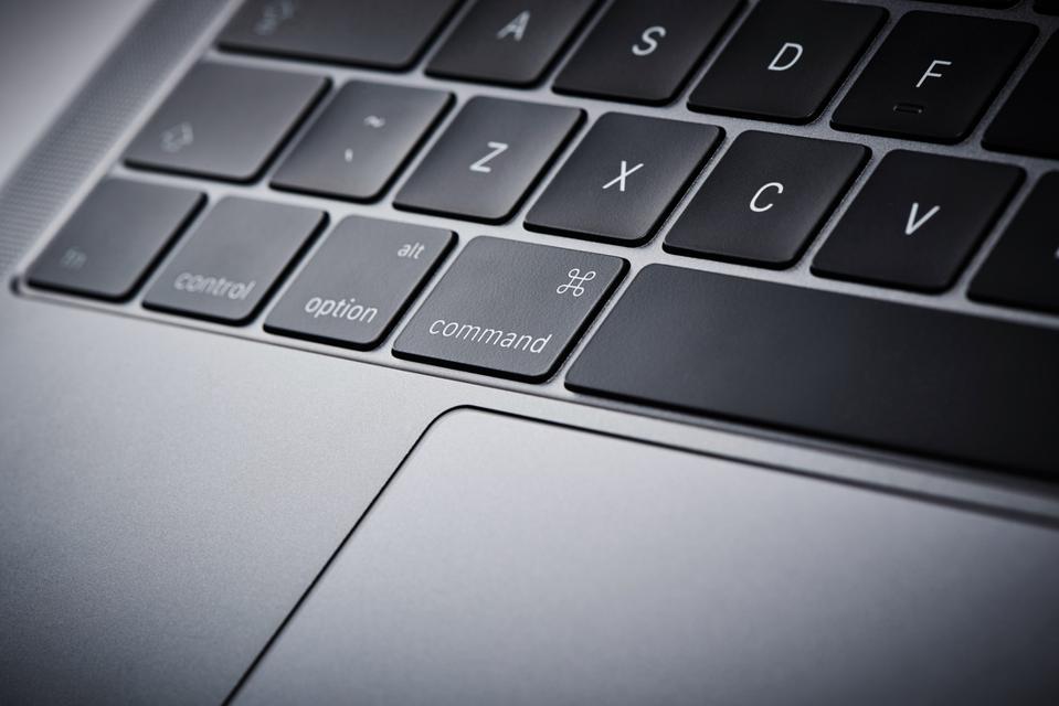 Disparo de productos MacBook Pro