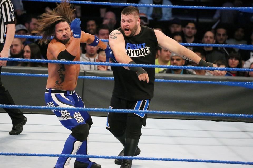 WWE Smackdown Philadelphia