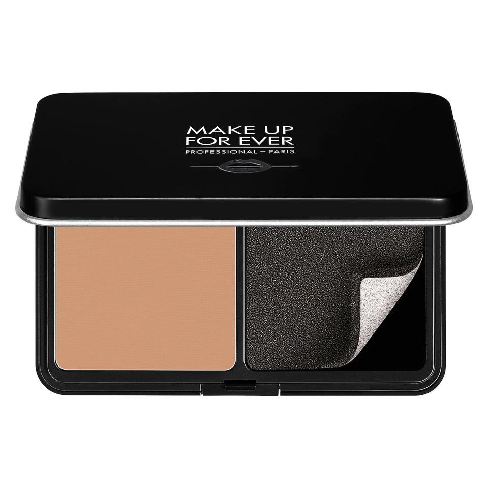 Best Powder Foundations: MAKE UP FOR EVER Matte Velvet Skin Blurring Powder Foundation