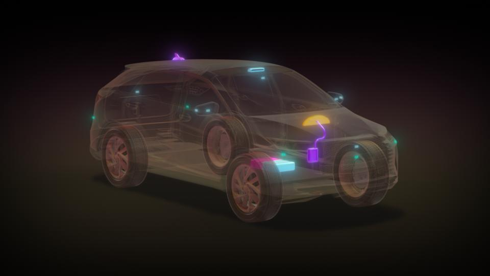 The Sentinal automated driving stack developed by Luminar and Zenseact debuts on the new Volvo XC90 in 2022 and will be available to all automakers
