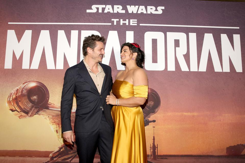 Premiere And Q & A For ″The Mandalorian″