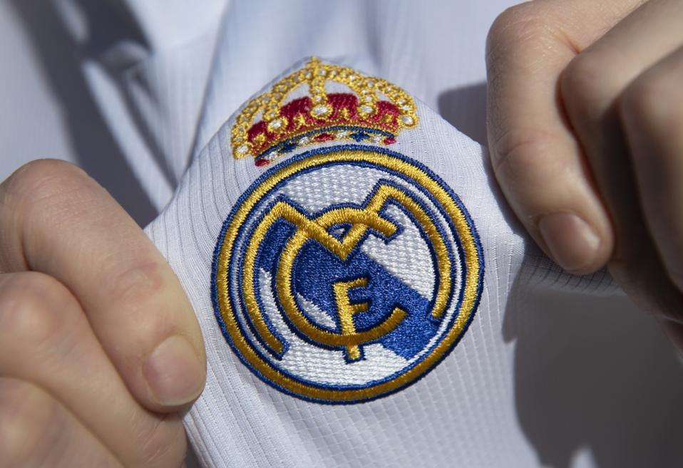 Insignia del Real Madrid