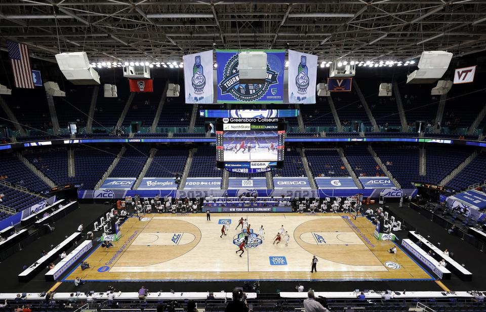 ACC Men's Basketball Tournament - Second Round