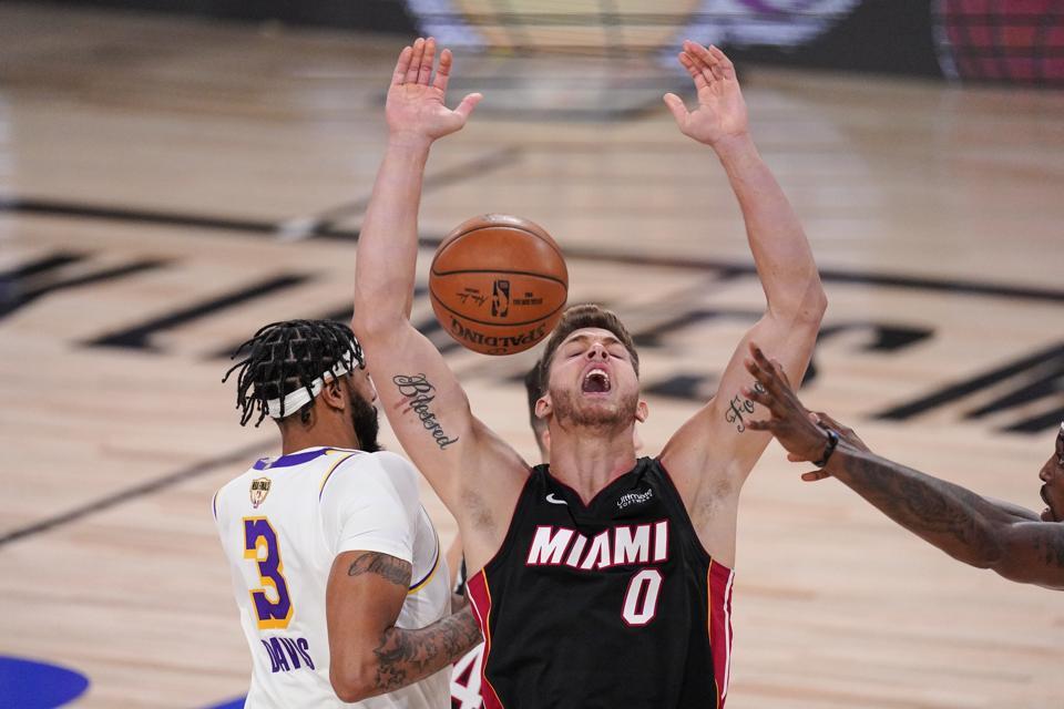 Miami Heat's Meyers Leonard