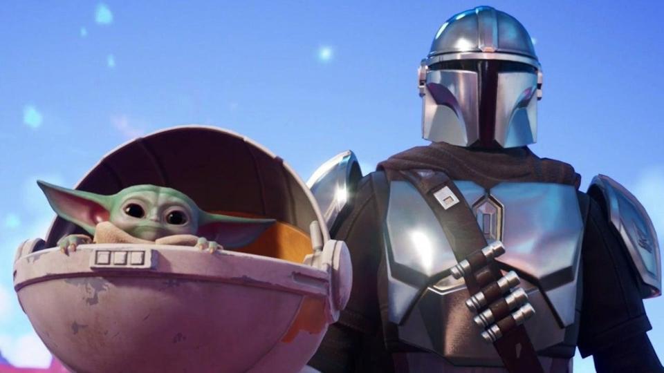 Fortnite duel characters