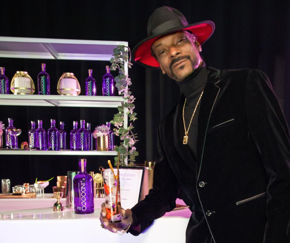 Rap legend Snoop Dogg now owns his own gin brand