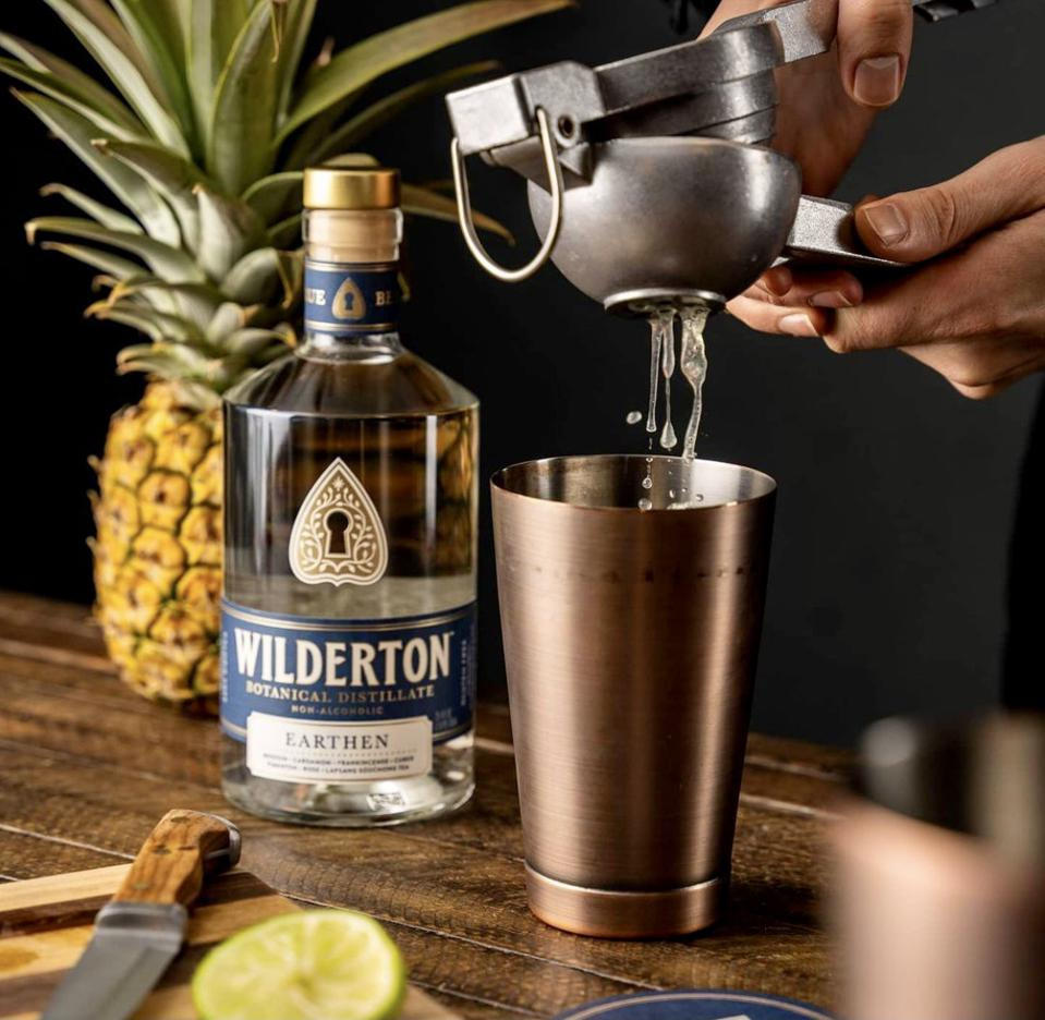 Wilderton Botanical Distillate is an NA craft spirit producer in Portland, Ore.