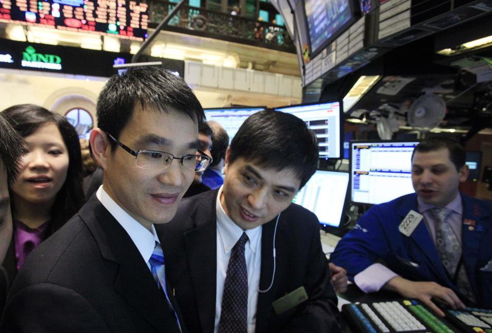Wall Street Jinko