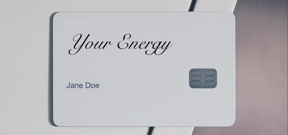 Your Energy Is Your Currency