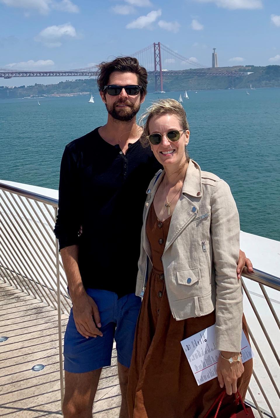 Adam et Ashley Edrington ont trouvé leurs conseillers en patrimoine chez Claro Advisors, basé à Boston, en utilisant Harness Wealth.