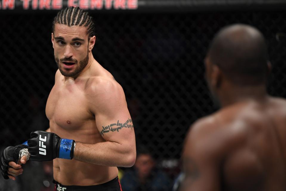 UFC Fight Night: Brunson v Theodorou