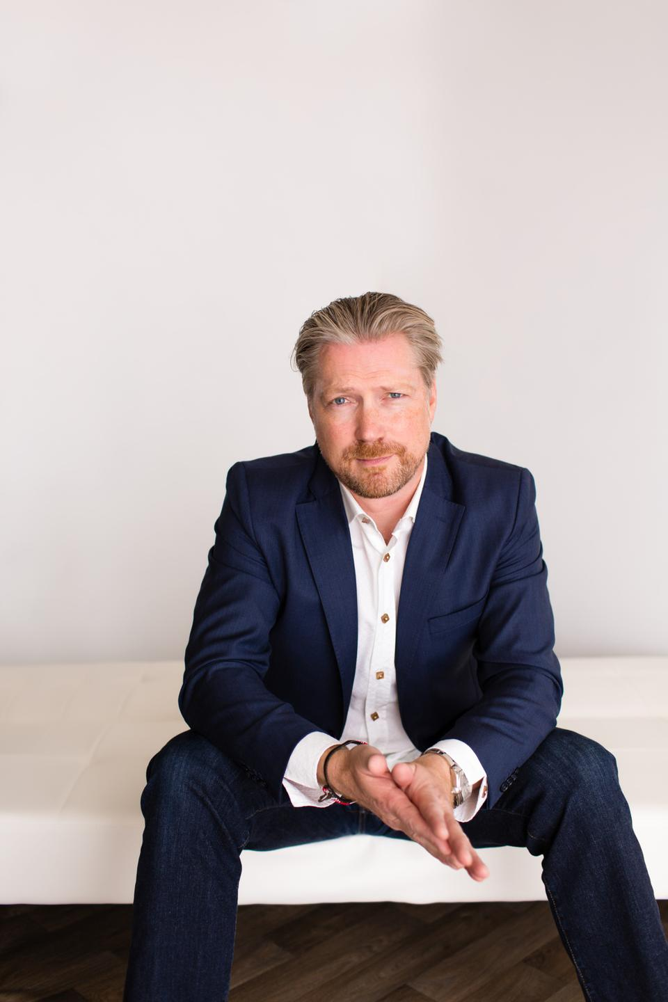 Henrik Johansson, co-founder and CEO of Gembah