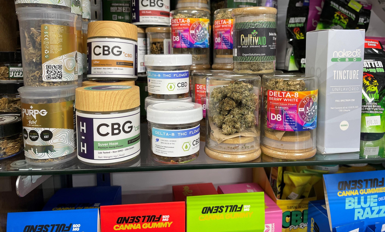Delta-9 THC, Delta-8 THC, pot, weed, cannabis