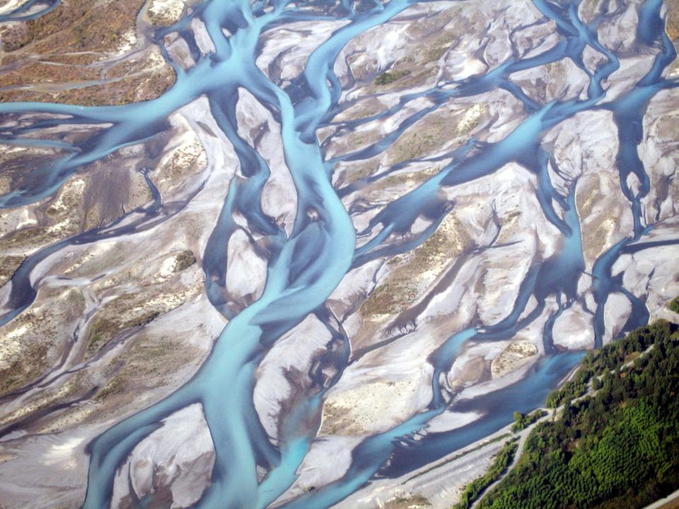 Rakaia River New Zealand (Credit: Geoff Leeming / CC BY-NC 2.0)