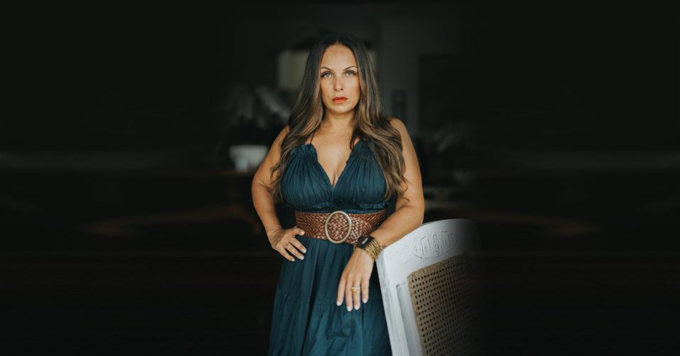 Leah Steele, founder and CEO of The Leah Steele Brand