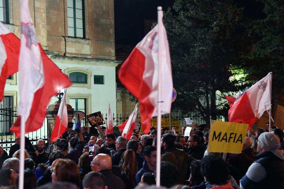 MALTA-CARUANA GALIZIA-POLITICS-CORRUPTION-MURDER-MALTA GAMING AUTHORITY-RAISEBET24.COM