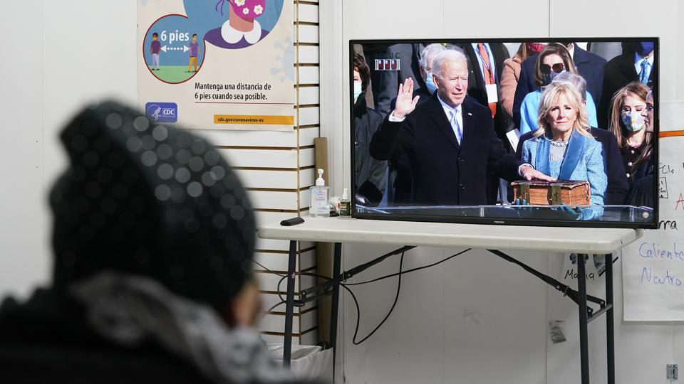 US Biden Immigration Reform Reaction