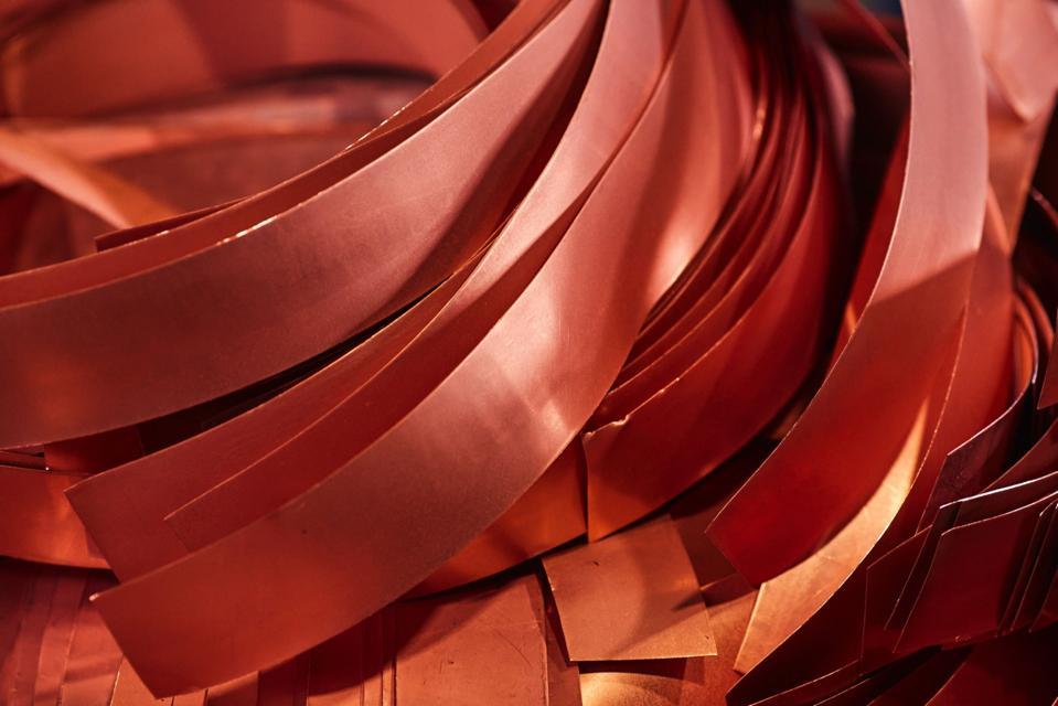 Copper Production at KGHM Polska Miedz SA Smelting Plant