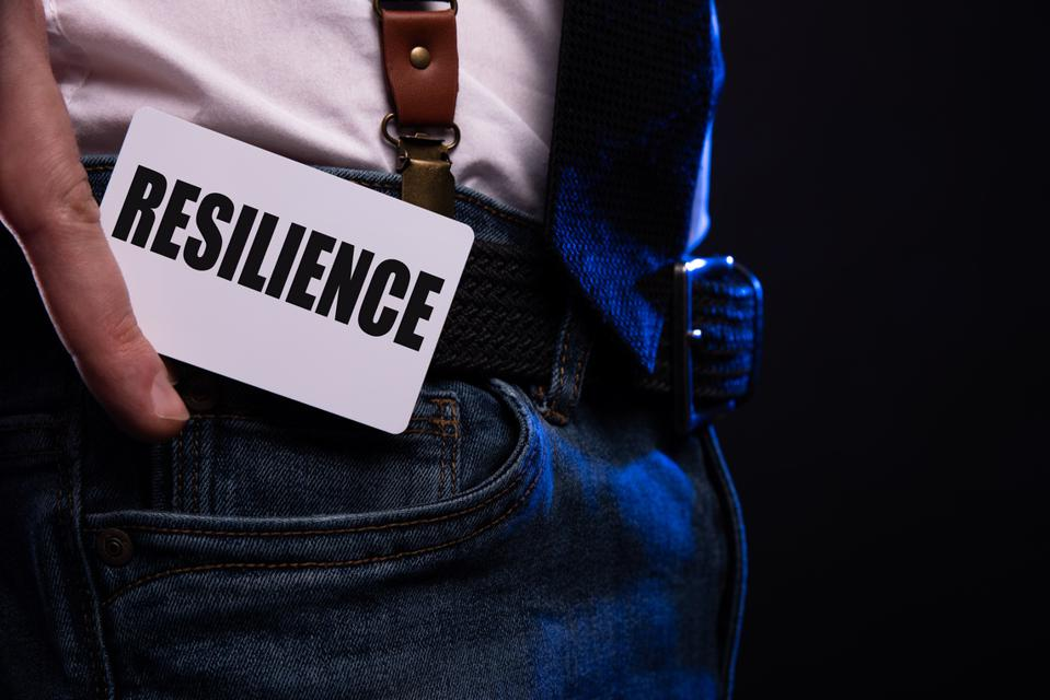 Resilience is the word for 2021 to beef up career success.