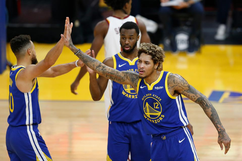 Why The Golden State Warriors Salary Cap Might Force Them To Make A Big Trade