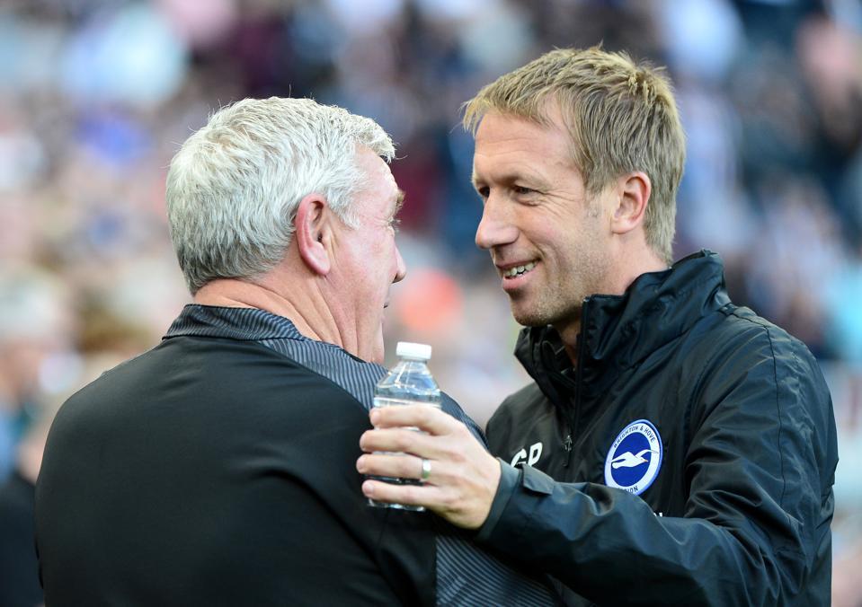 Newcastle United v Brighton & Hove Albion - Premier League