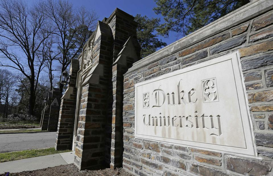 Duke University has had a resurgence of Covid-19 infections as students violate health guidelines