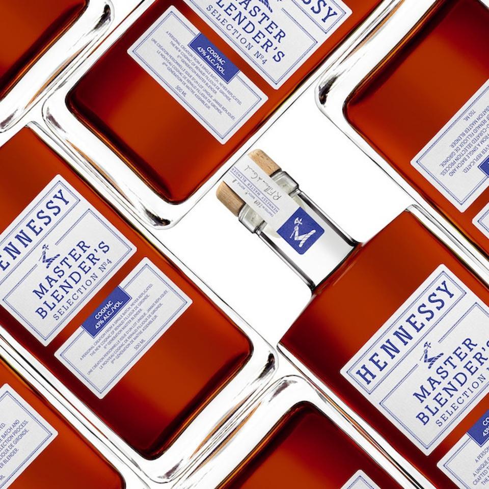 Hennessy Master Blender's Selection 4