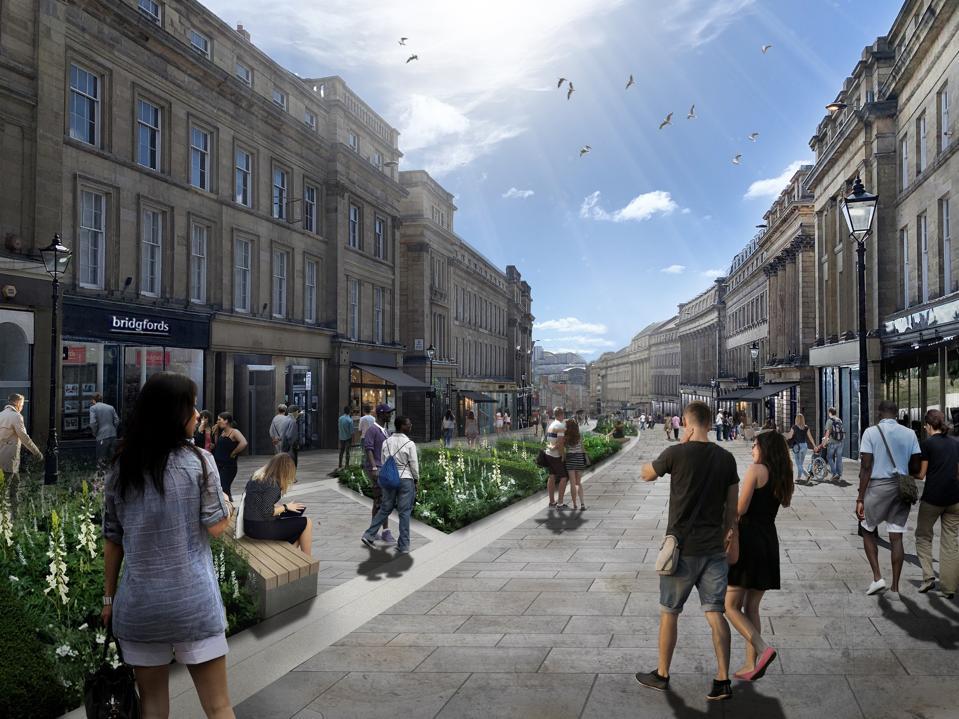 grey street plans