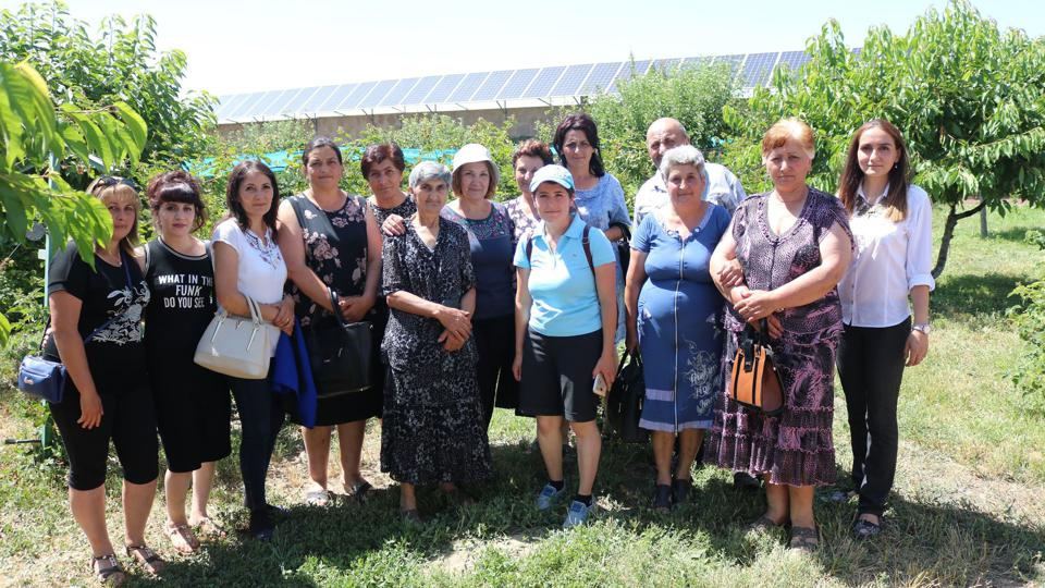 women are key participants of safe agriculture–organic, sustainable, biodynamic, smart farming