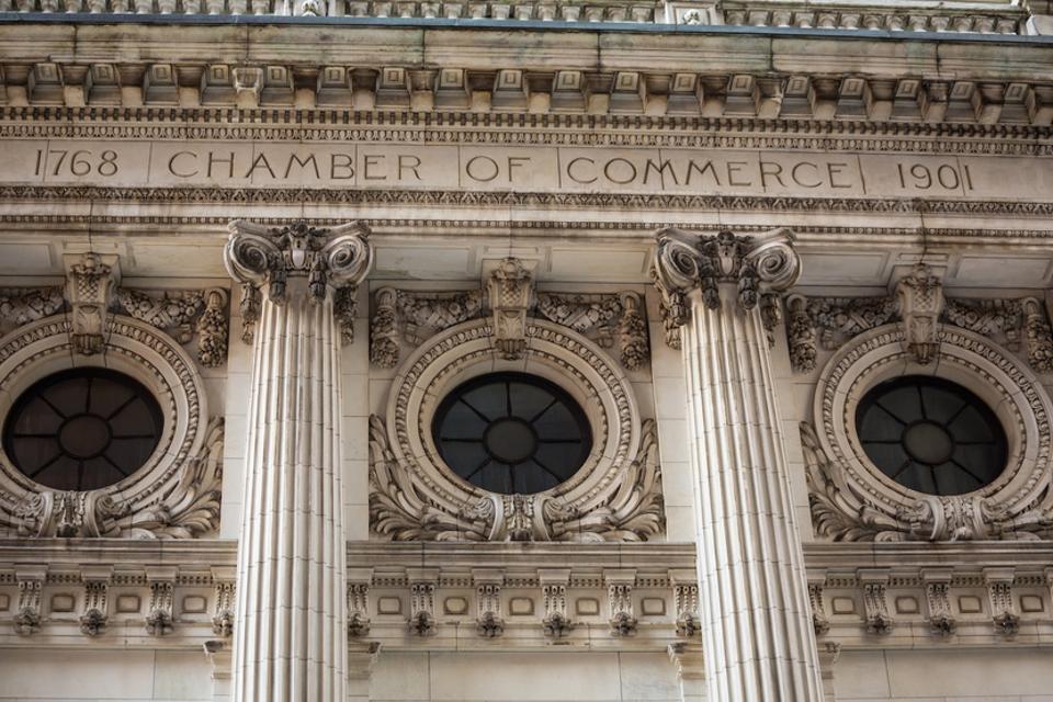 Manhattan New York chamber of commerce US