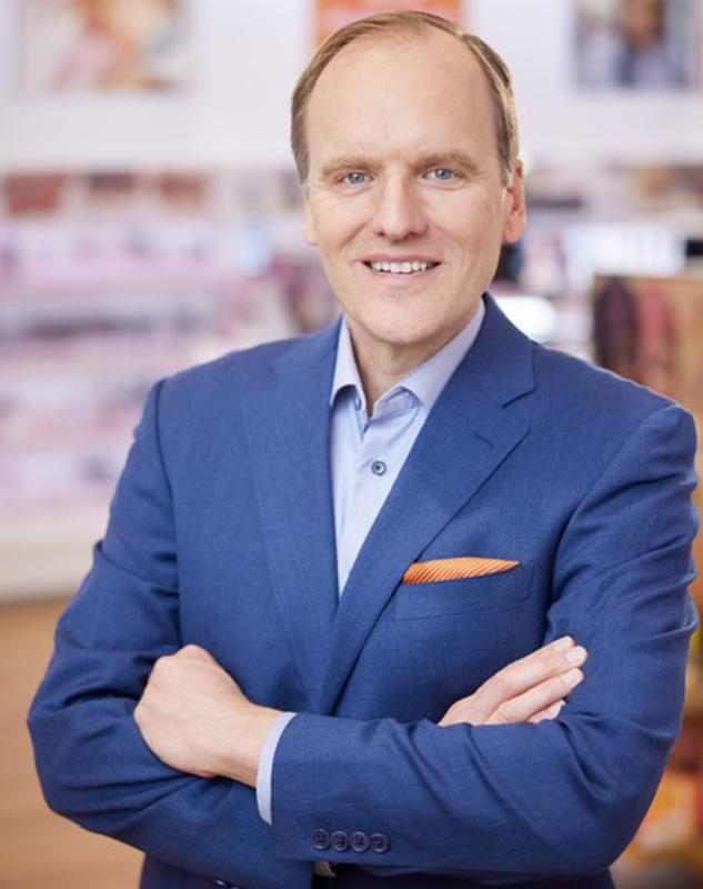 Photo of Dave Kimbell, president and incoming CEO of Ulta Beauty