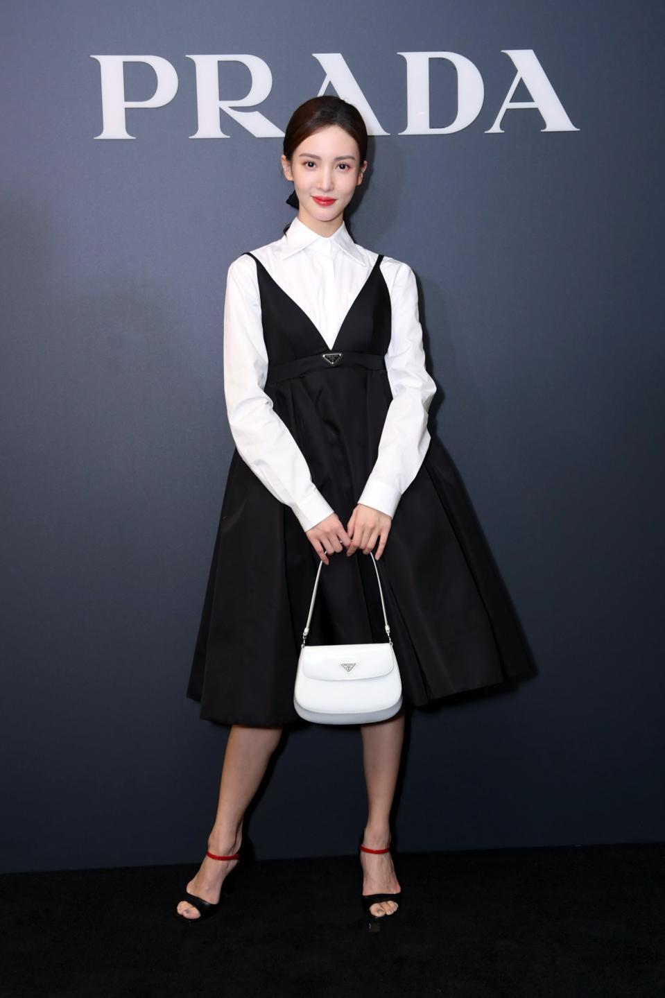 Celebrities Attend Prada Event In Beijing