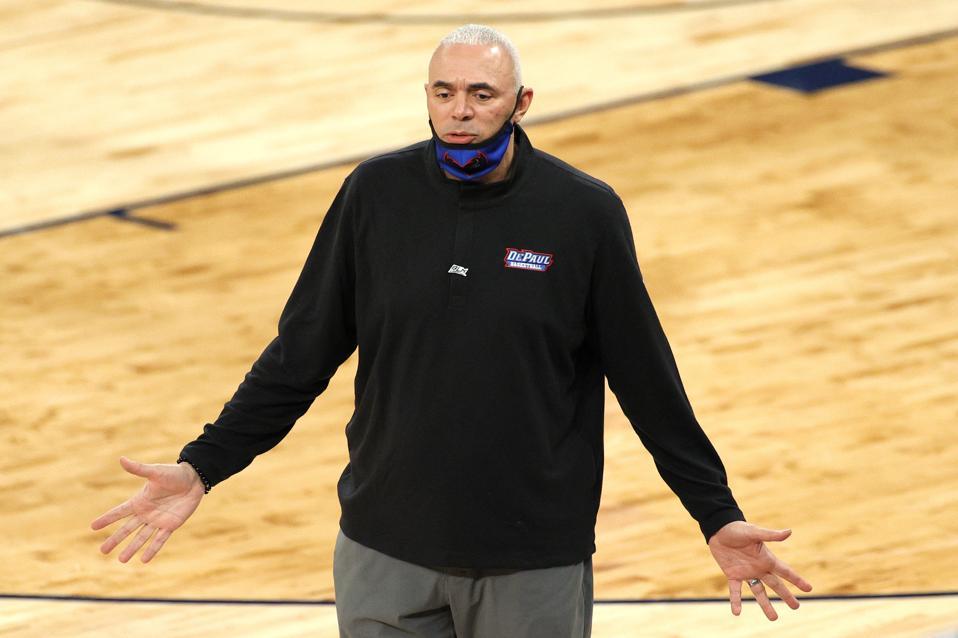 Big East Men's Basketball Tournament - DePaul v UConn