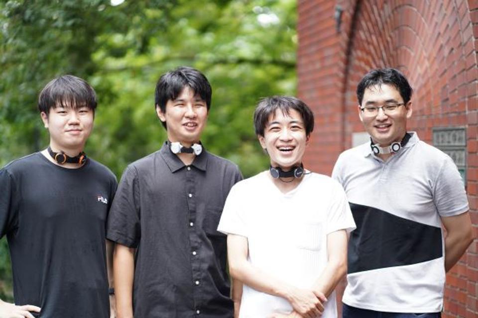 (From left: Lee Kunhak, Ogasawara Yuki, Takeuchi Masaki, Ahn Jaesol)