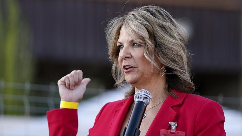 Arizona GOP Chair Kelli Ward