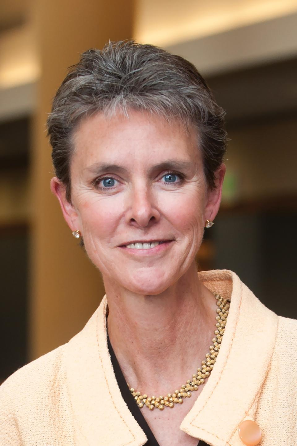 Beth Brooke, former Global Vice Chair of Ernst & Young.