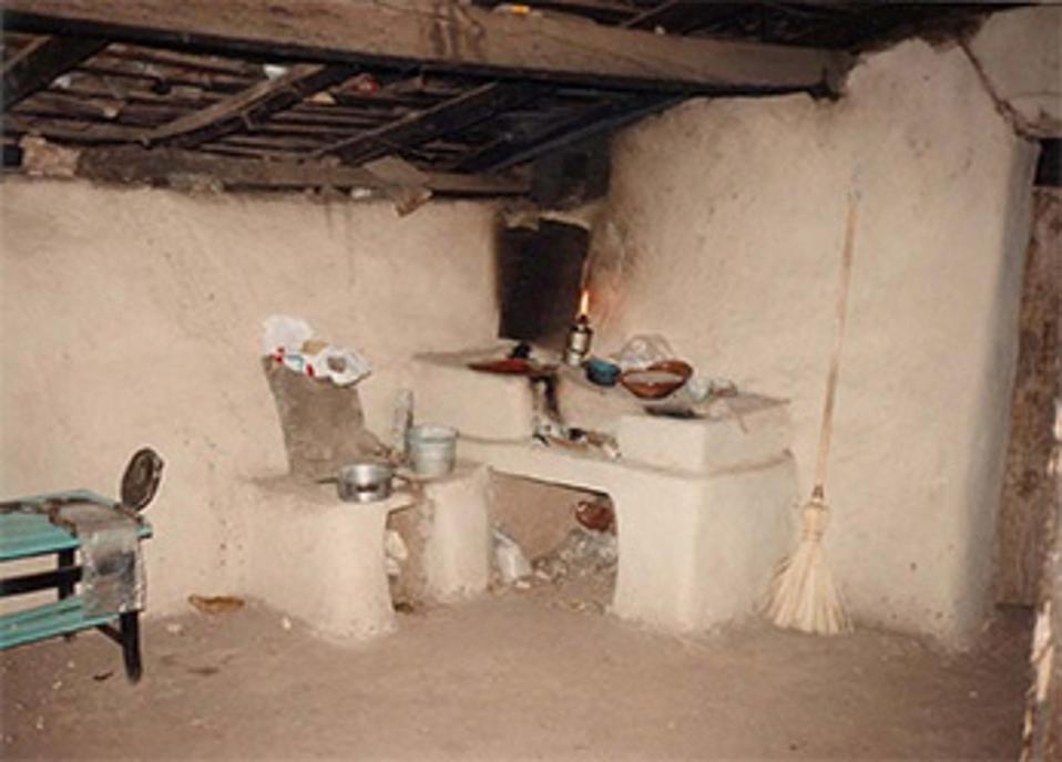 Adobe (Mud Brick Home) in Mexico