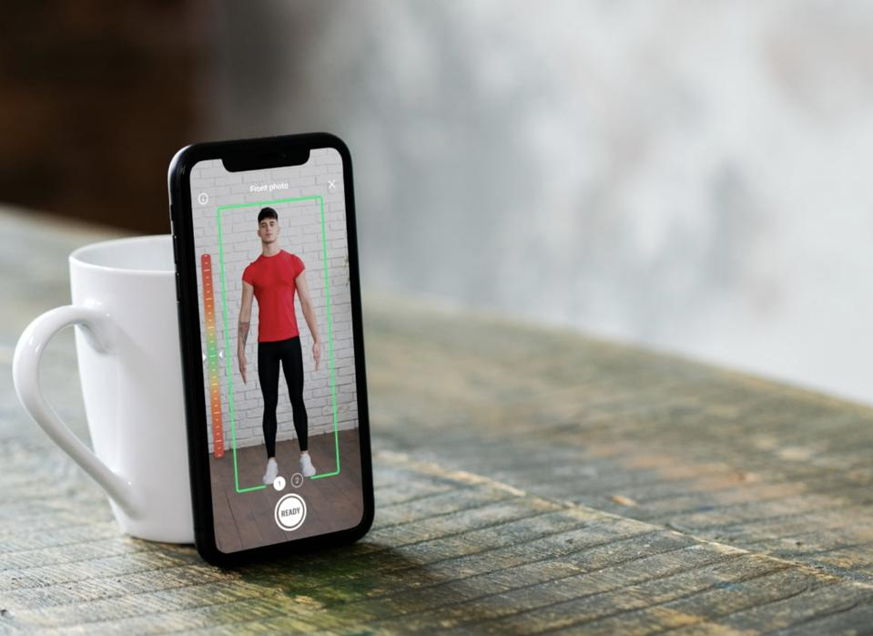 3DLook has focused largely on sizing solutions for the apparel industry. A cash infusion will allow it to create solutions for  other businesses