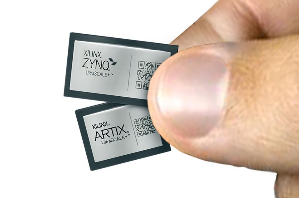Xilnx Artix and Zynq UltraScale+ Processors.