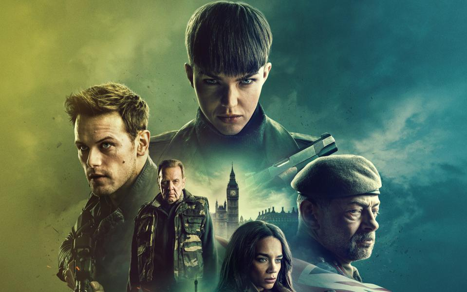 SAS: Red Notice, Sam Heughan, Andy Serkis, interview, Outlander, Marvel, DC, Andy McNab