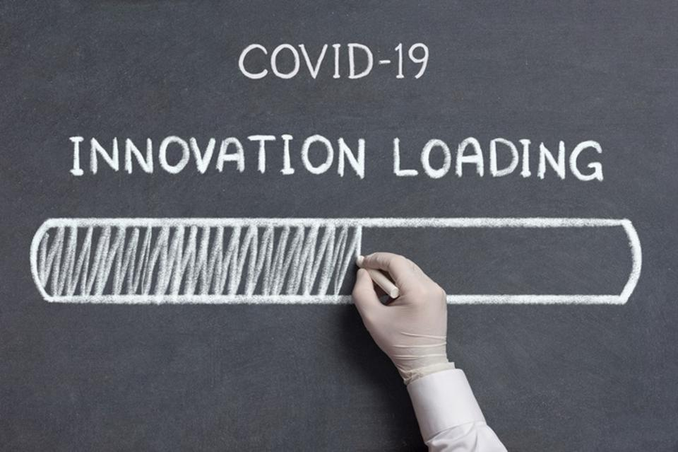 Covid-19 Innovation Loading Concept