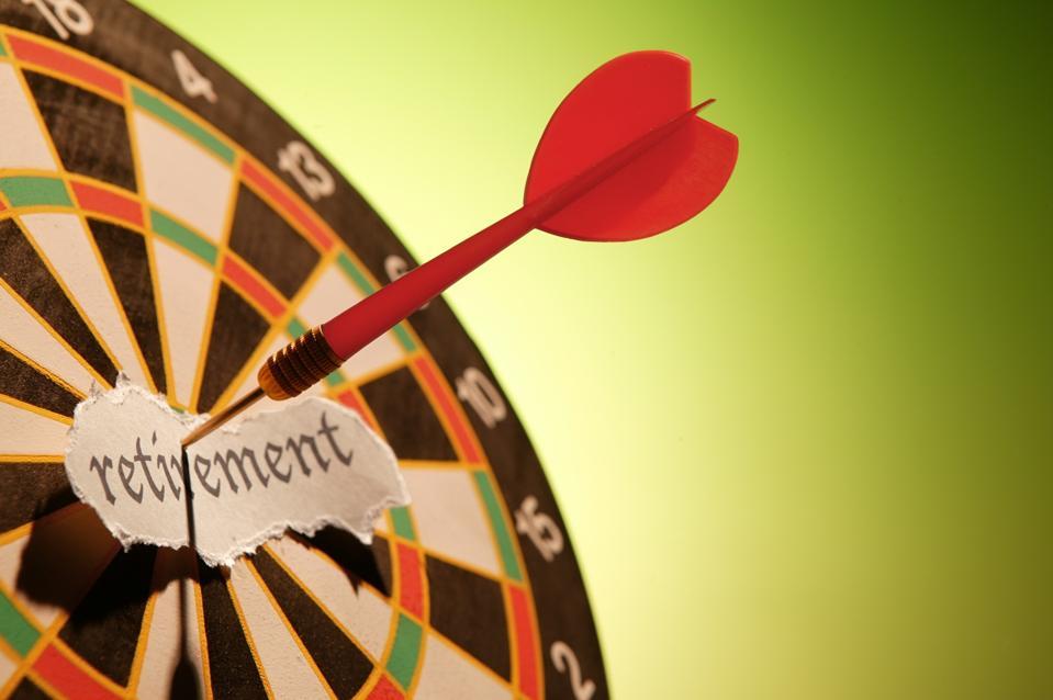 sur l'objectif de la retraite