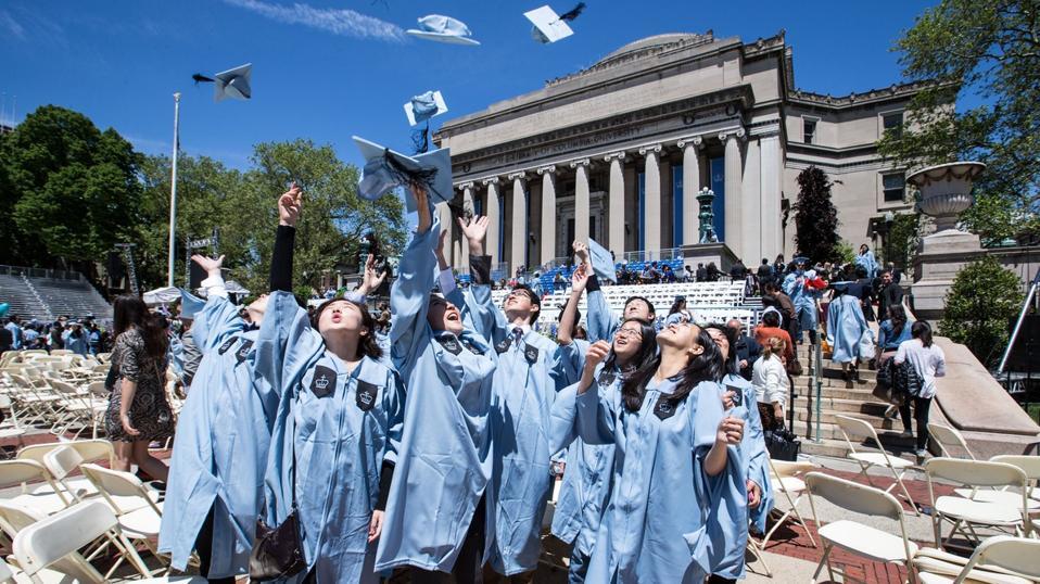 Conservatives Criticize Columbia University For Hosting Graduation Celebrations For Minority Groups