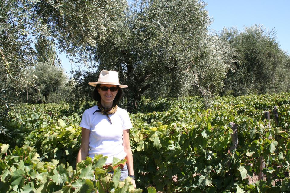 Anabelle Sielecki and her brothers founded Mendel Wines in Mendoza, Argentina, in 2003.