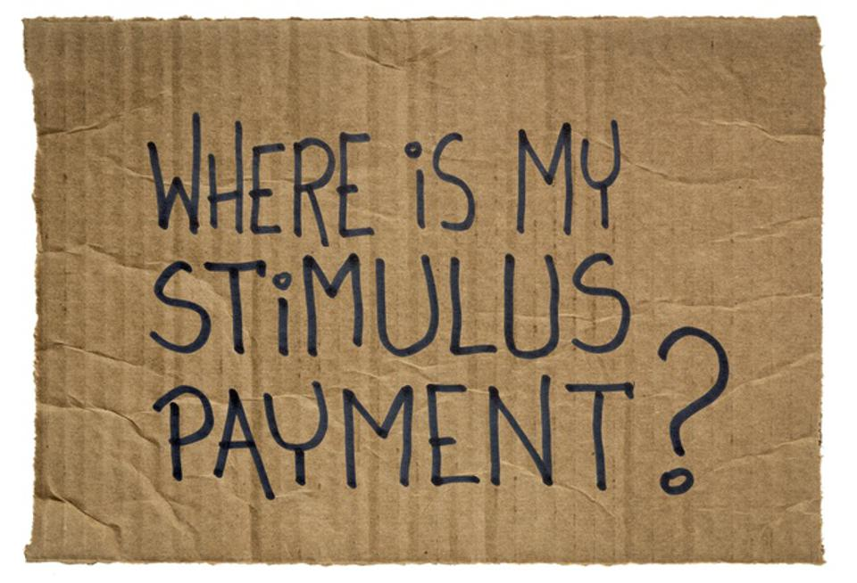 Where is my stimulus payment? Taxpayers with federal tax debt can now get Round 1 and Round 2 stimulus payments on their 2020 tax returns.