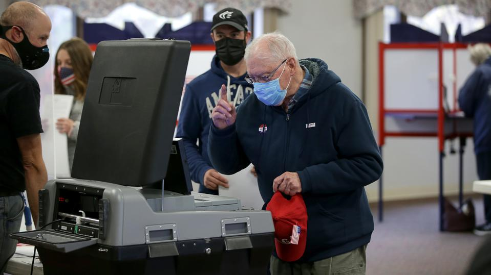 Voting Commences In Mass.