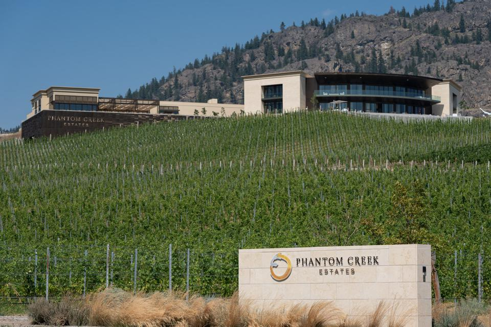 Phantom Creek Estates in Canada's Okanagan Valley