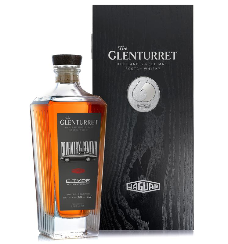 The Glenturret Limited Edition E-type release