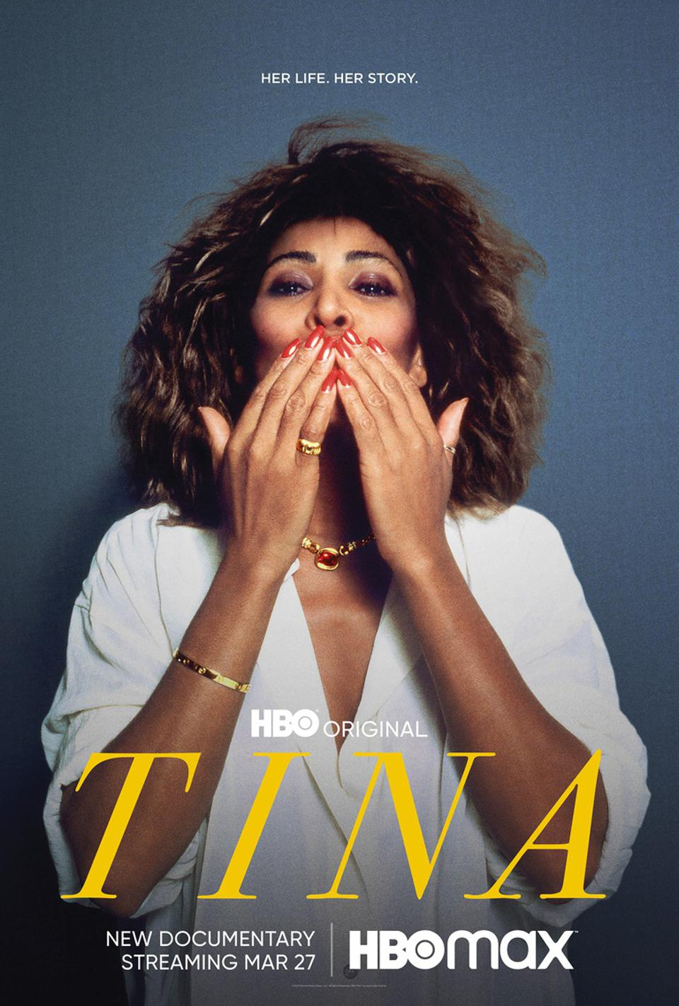 Cover poster of 'Tina.'
