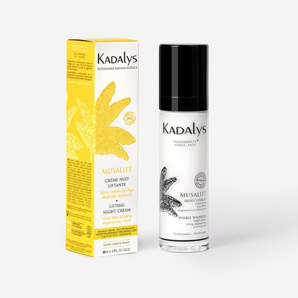 Kadalys Organic Lifting Night Cream